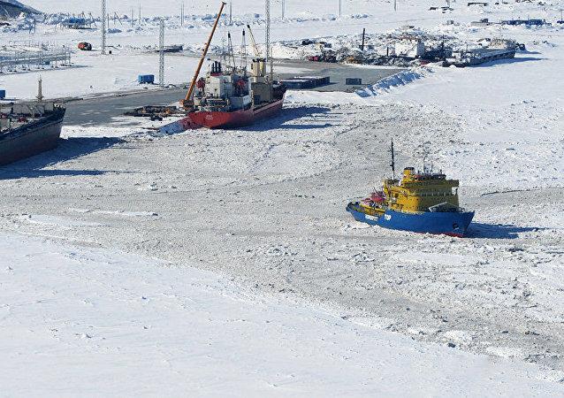 俄国家原子能集团希望2027年开始通过北方海路从亚洲向欧洲转运货物