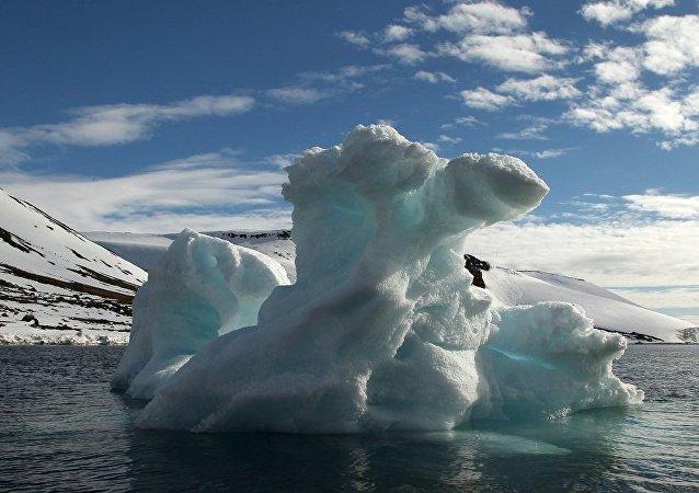 學者:北極海底永久凍土帶融化可能引起不可預測的氣候變化