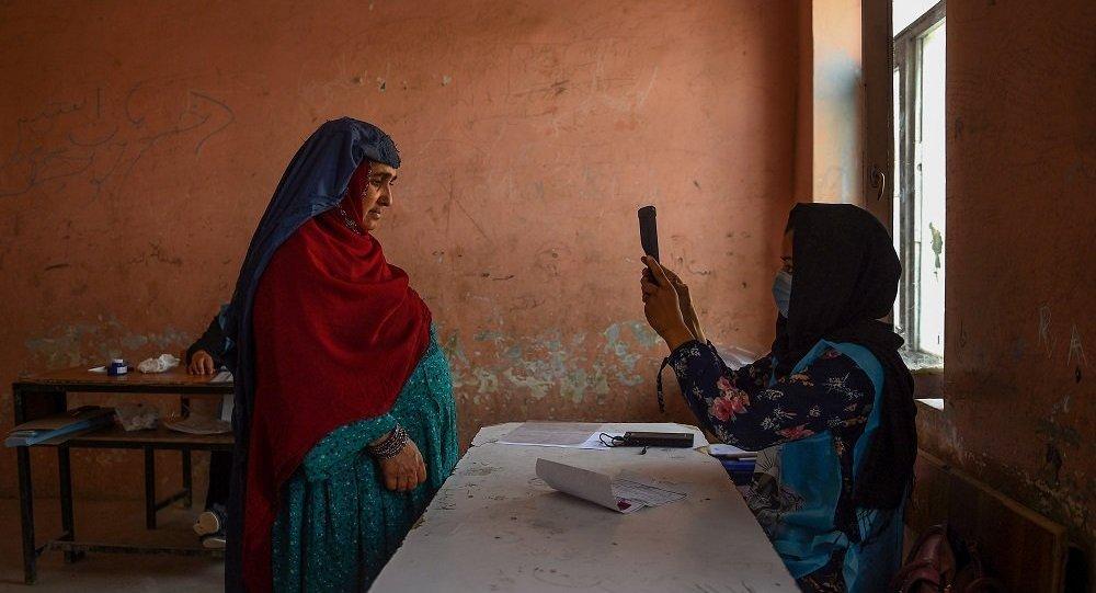 阿富汗官宣總統選舉結束