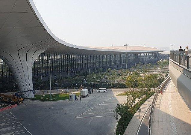 俄罗斯航空公司尚未转场到北京新机场
