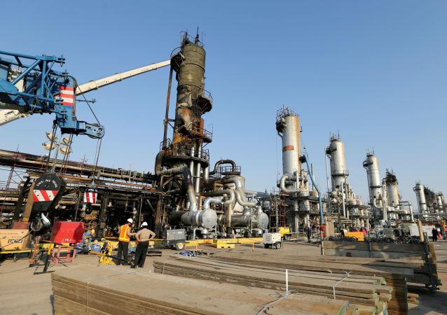 沙特已经完全恢复石油开采