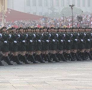 中华人民共和国成立70周年阅兵式