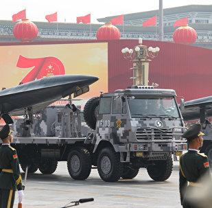 中国坚定地走上了成为第三核大国的道路