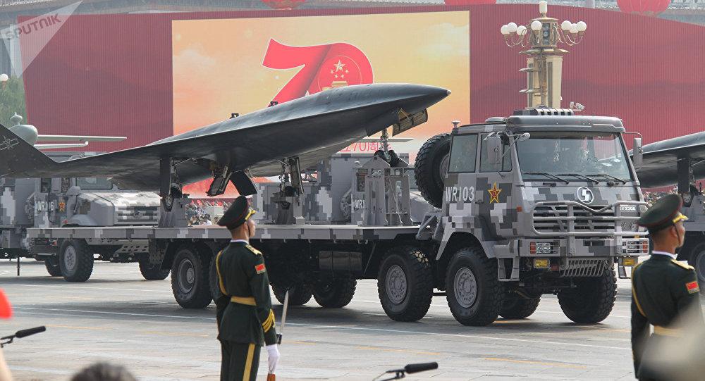 中國堅定地走上了成為第三核大國的道路