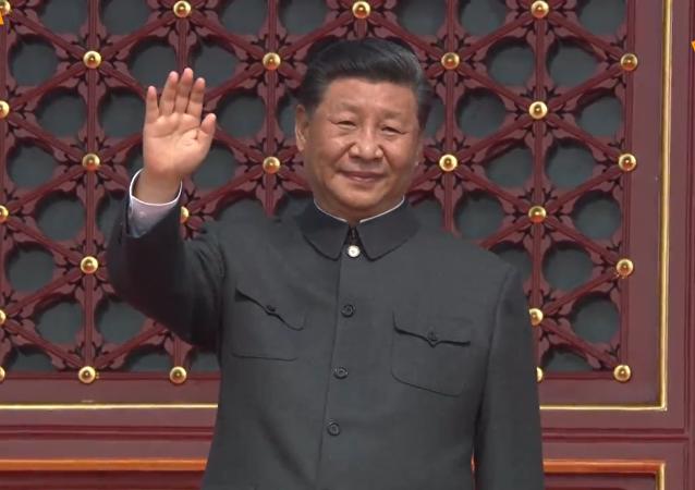 庆祝新中国成立70周年大会及阅兵式