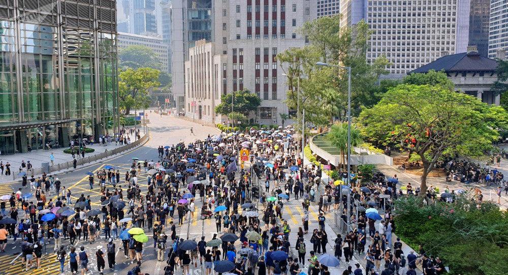 美中关系愈加激化将与香港局势有关?