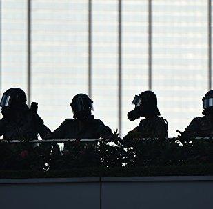 香港高等法院頒令禁止滋擾紀律部隊或警員宿舍