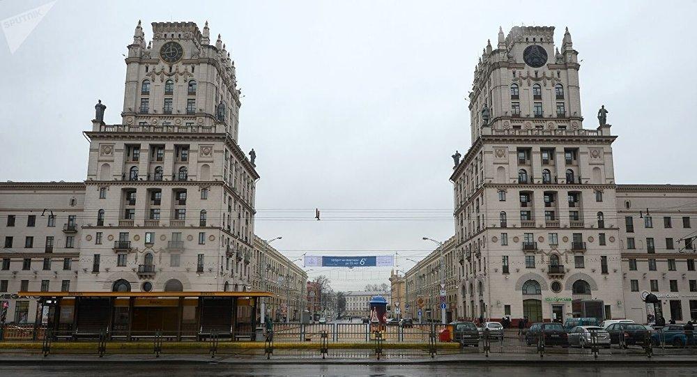 明斯克(白俄罗斯首都)