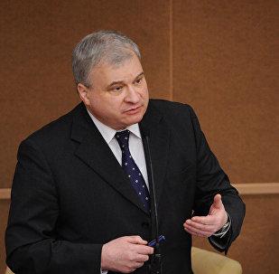 俄驻华大使杰尼索夫谈为何中国称俄罗斯人为战斗民族