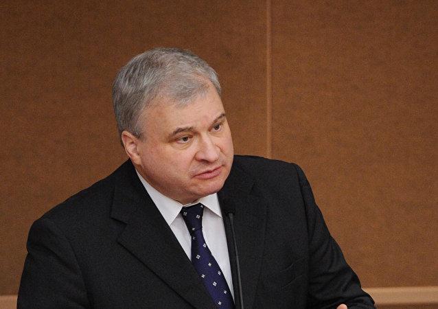 俄駐華大使傑尼索夫談為何中國稱俄羅斯人為戰鬥民族