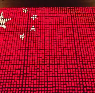 中国国庆70周年联欢在天安门广场举行
