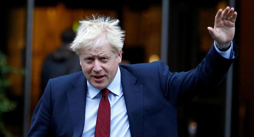 約翰遜呼籲議會支持與歐盟的新協議