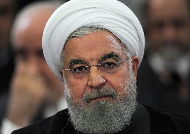 伊朗总统鲁哈尼或将于今年底前访日