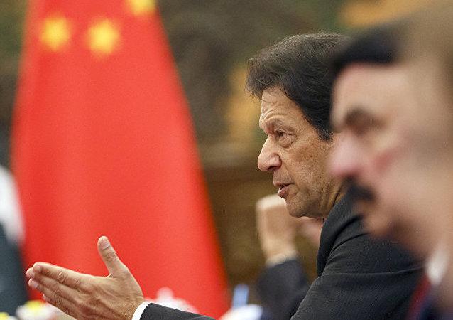 巴基斯坦總理訪華期間