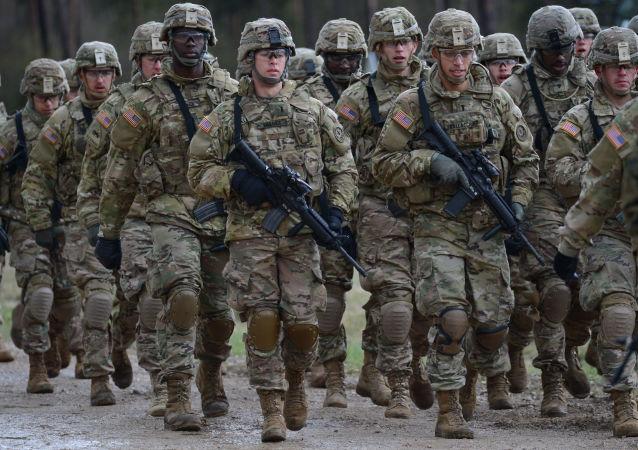 美媒:美国计划向中东地区补充兵力高达7000人