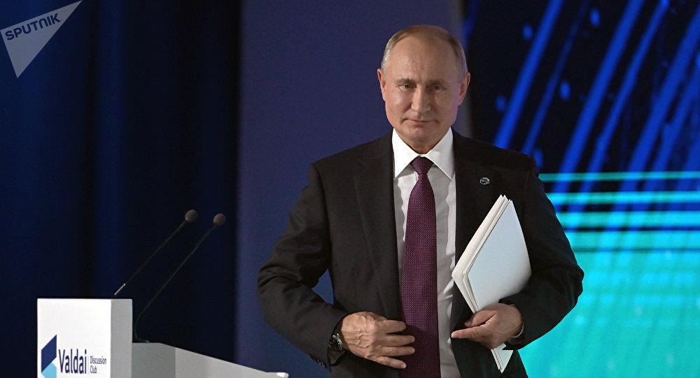 德媒称普京在叙利亚不战而胜