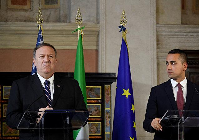 意大利不屈服於反華壓力