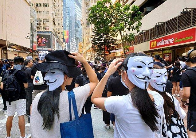 中國譴責泰國政界會見香港爭議人士