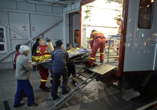羅馬尼亞貨車與小巴相撞造成10死7傷