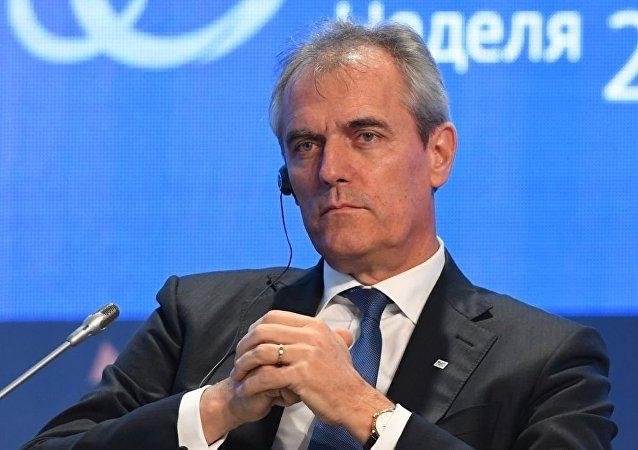 奥地利石油天然气公司(OMV AG)总裁塞勒