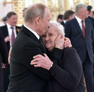 总统的365天:弗拉基米尔·普京一年中最精彩的镜头