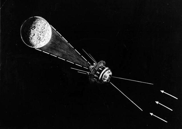 60年前拍摄的月球背面照片被公开