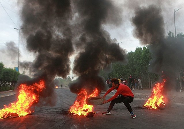 伊拉克抗議活動遇難人數升至30人 2300多人受傷