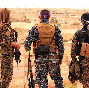 叙利亚库尔德武装