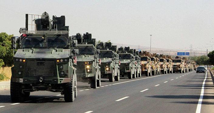 土耳其國防部稱敘利亞汽車爆炸中有17人死亡