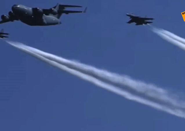 印度庆祝空军成立87周年