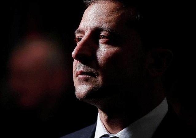 乌克兰前司法部长:总统泽连斯基被试图推翻