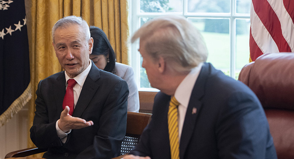 中国有意签署贸易协议,但特朗普想吗?