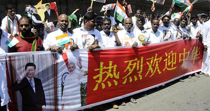印度總理向中國主席展現馬哈巴利普拉姆的古廟