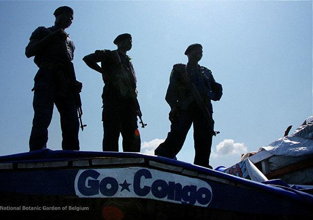 Полиция в Демократической Республике Конго