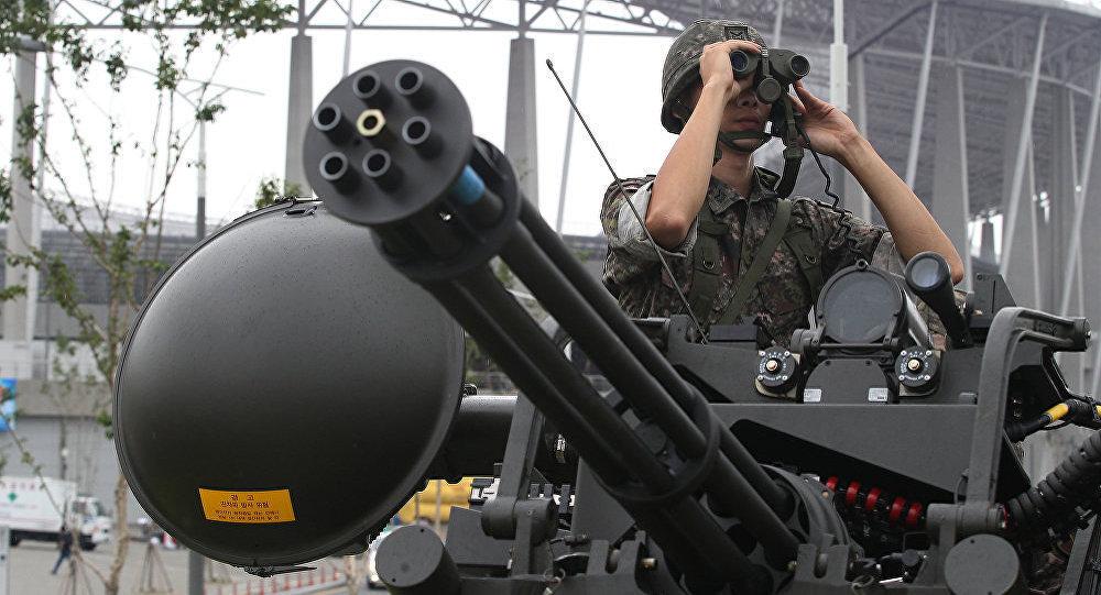 美国要求韩国支付47亿美元的驻韩美军费用