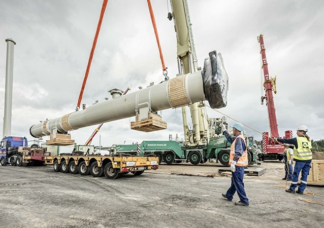 丹麦批准北溪2号天然气管道建设项目