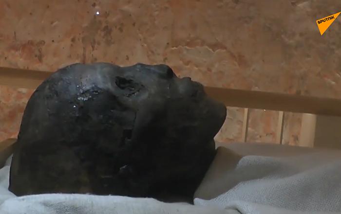埃及盧克索地區發現古代工業區遺跡