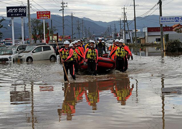 颱風「海貝思」橫掃日本致死已達66人