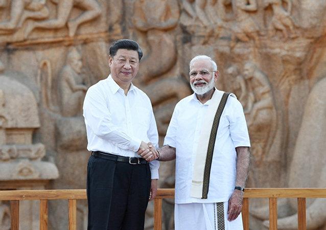 中印元首將在金磚國家會議期間舉行會晤討論RCEP問題