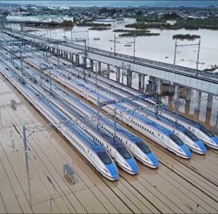 最強颱風「海貝思」重創日本