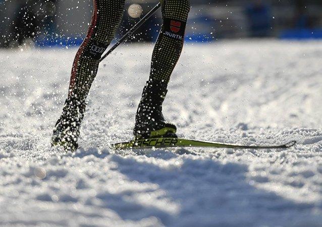 黑龍江運動員在俄薩哈共和國進行冬奧會賽前集訓