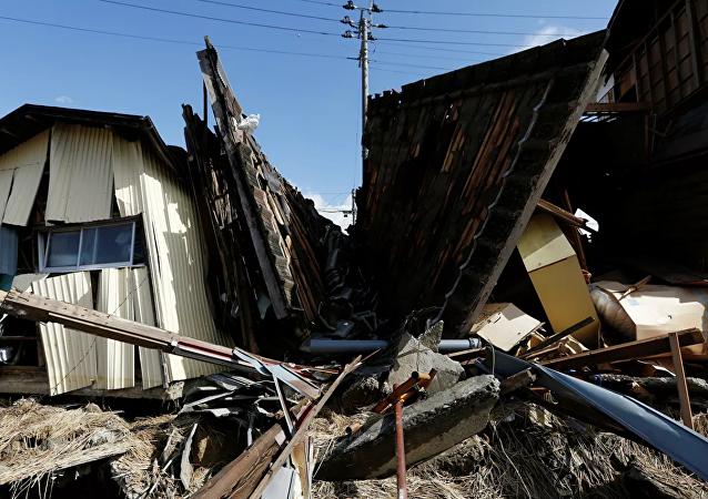 日本政府撥款660萬美元用於颱風後的救災