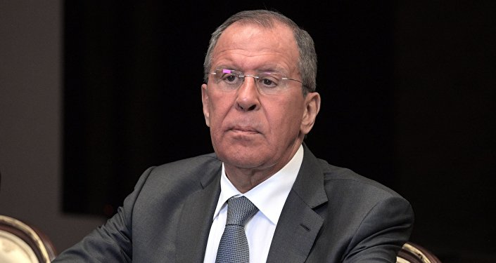 俄羅斯外交部部長拉夫羅夫