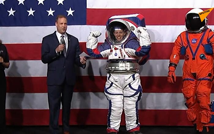 美航天局發佈新一代登月宇航服