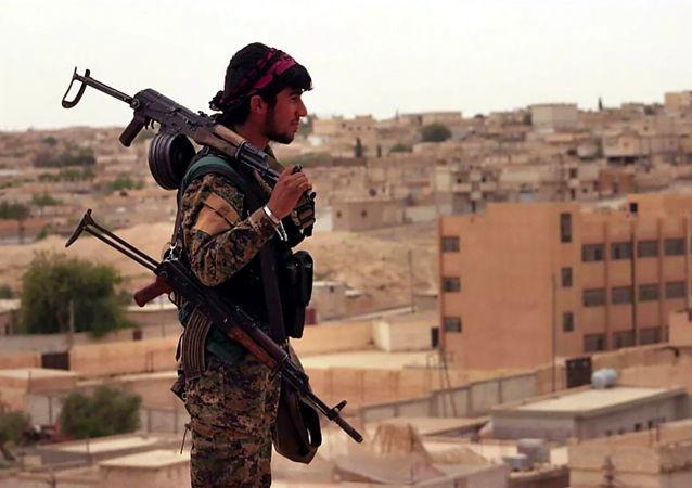 Сирийские демократические силы