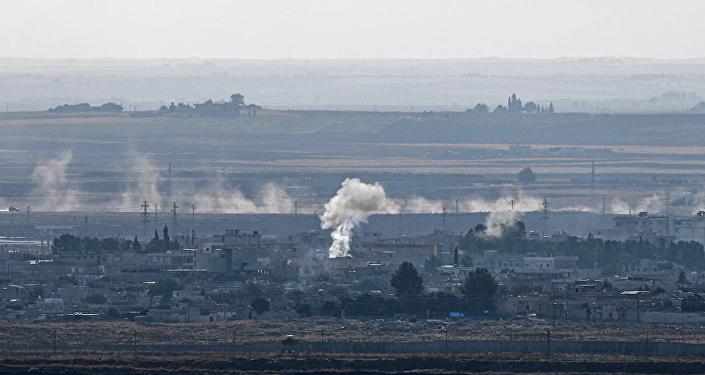 庫爾德武裝:土耳其違反協議實施炮擊