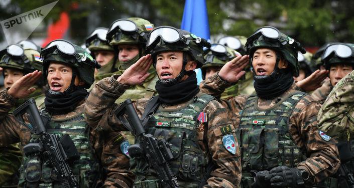 中俄军事合作不断提升主要基于两国看法相似 有外部压力但非主因