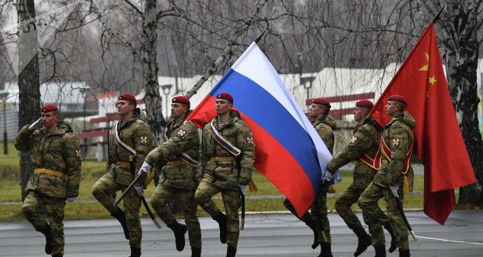 军事专家:中俄联合演习地域正在拓展 演习内容只会越来越丰富