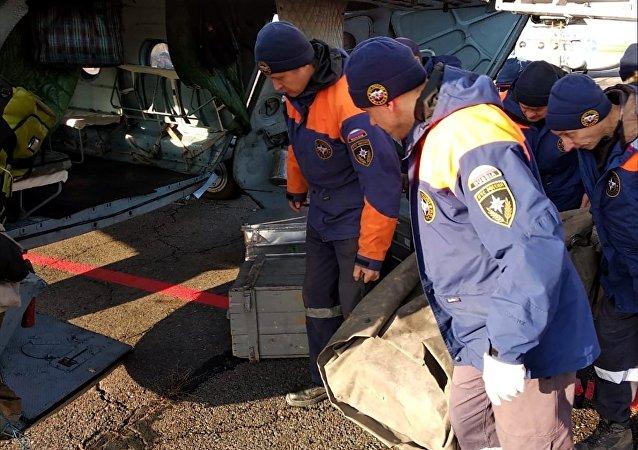 俄緊急情況部:克拉斯諾亞爾斯克附近水壩垮塌事故死亡人數升至12人