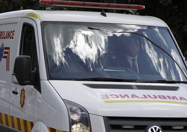 刚果救护车